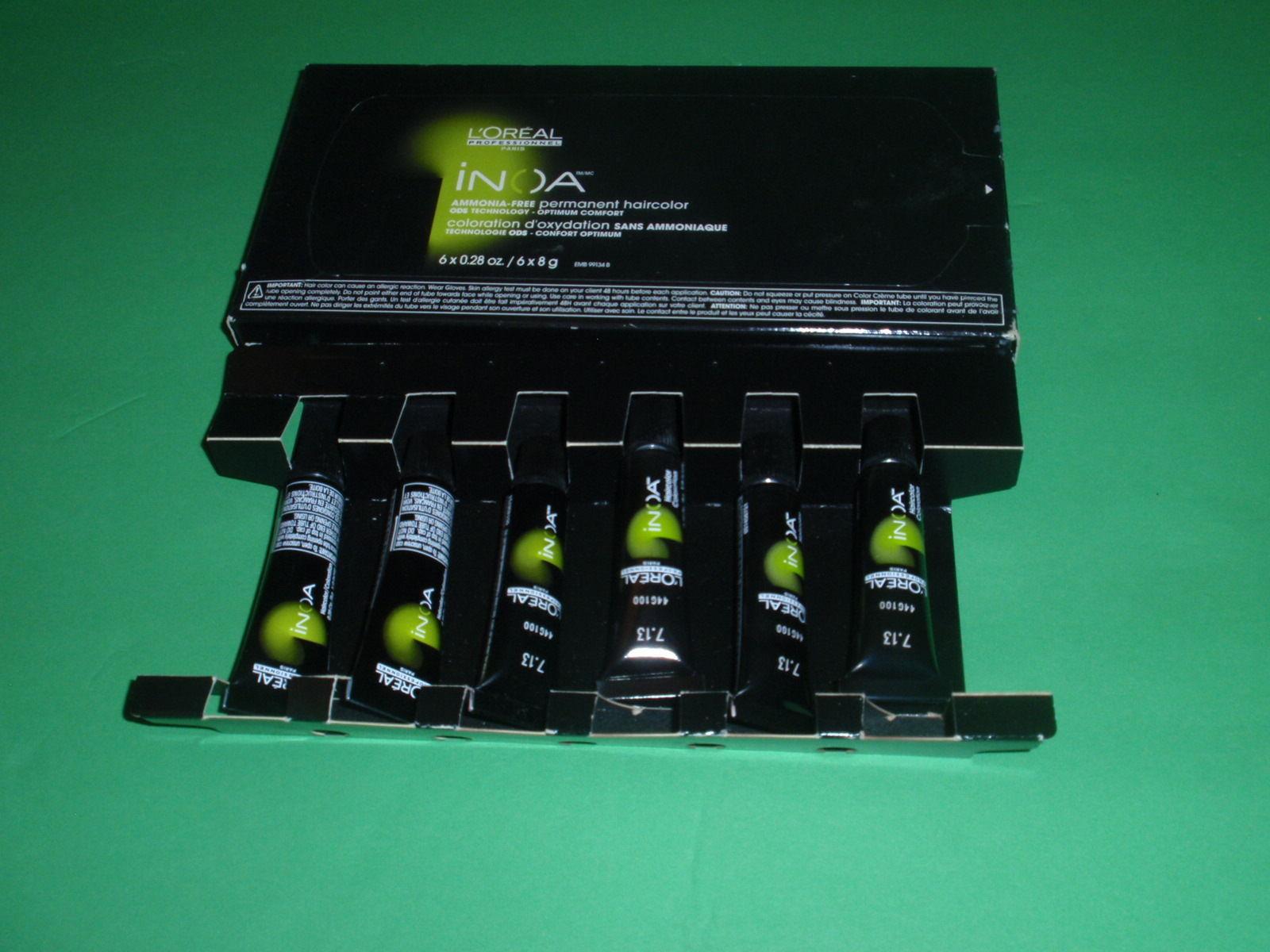 Loreal Inoa Hair Color 6 X0.28 Oz 3/3 N and 50 similar items
