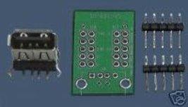 20-000-015 Prototyping/Experimental Kit W/USB Type A Recepta - $9.50