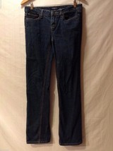 Forever 21 Womens Dark Blue Denim Jeans, Size 29