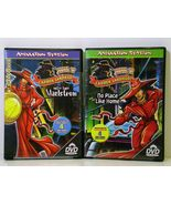 Where on Earth is Carmen Sandiego? 2 DVDs PBS entertainment for kids - $7.95