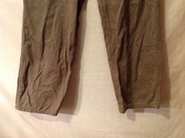 GAP Blue Jeans Womens Army Green Carpenter Pants, Size W29X30L image 4