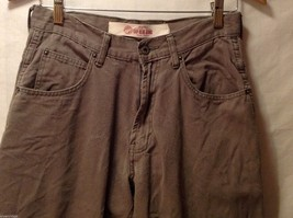 GAP Blue Jeans Womens Army Green Carpenter Pants, Size W29X30L image 3