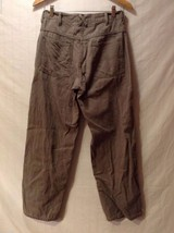 GAP Blue Jeans Womens Army Green Carpenter Pants, Size W29X30L image 2