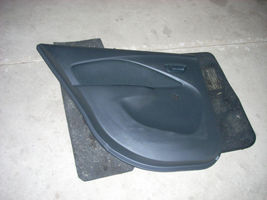 2011 TOYOTA YARIS LEFT REAR DOOR TRIM PANEL