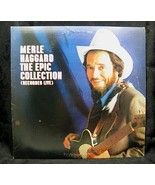 Merle Haggard The Epic Collection 1983 Epic Records - $3.99
