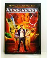 Thunderbirds with Bill Paxton, a Johnathan Frakes Film - $4.00
