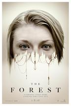 The Forest Movie 2016  Poster 12x19 inches (32x49cm) - $5.00