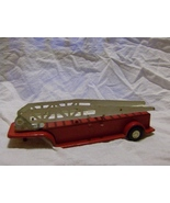 Older Tonka Fire Truck Back w/ladder Trailer  - $7.00