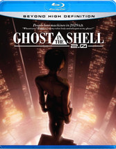 Ghost In The Shell 2.0 (Blu-Ray)
