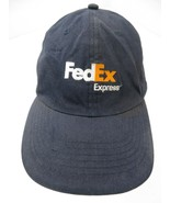 FedEx Express Adjustable Adult Ball Cap Hat - £10.09 GBP