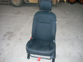 2011 TOYOTA YARIS LEFT FRONT SEAT WITH AIRBAG
