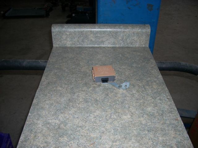 1781  tire pressure monitor computer  id  89769 52030