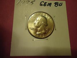 1985 GEM BU WASHINGTON QUARTER      >>>    COMBINED SHIPPING - $3.00