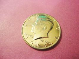 1989-D  HALF DOLLAR - $5.00