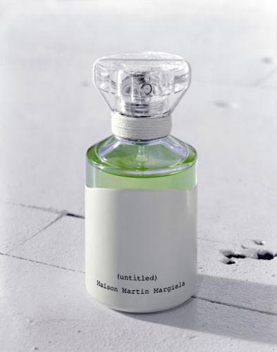 UNTITLED by MMM 5ml Travel Spray Maison Martin Margiela ORANGE CEDAR PERFUME