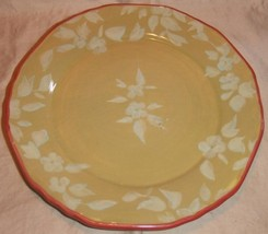 "Tracy Porter Hand Painted Salad Plate 8.5"" - $17.42"