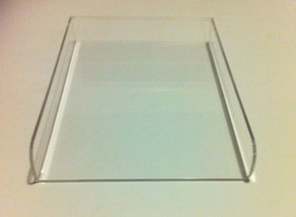 "Vu Thru Stackable Letter Paper Trays, 9-7/8""X13... - $16.79"