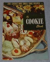 Recipe Cook Book, The Cookie Book - $5.00
