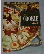 Recipe Cook Book, The Cookie Book - $4.00