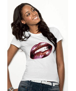 Glitter Lips Tshirt (14-030) - $21.95