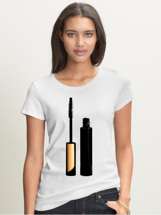 Primary image for Mascara T-shirt (15-002)