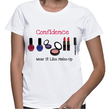 Make-Up T-shirt (14-009) - $21.95