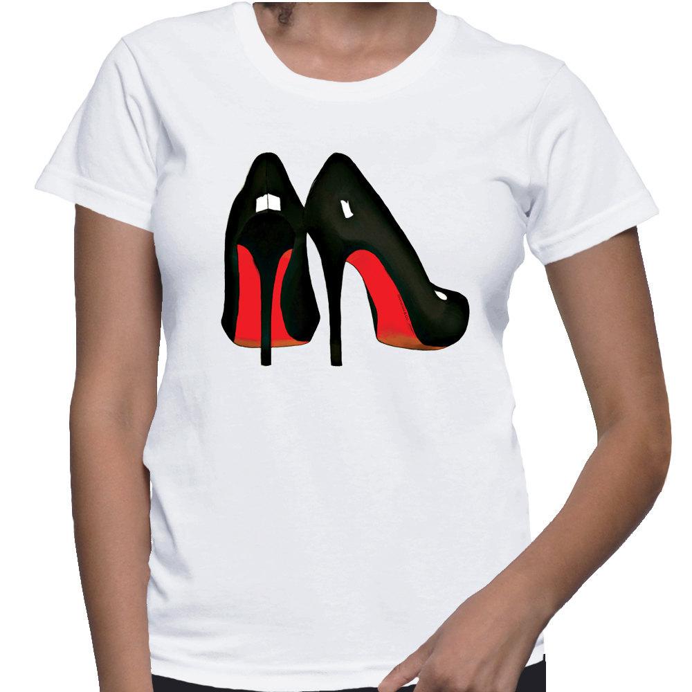 Red Bottoms T-shirt (15-015)