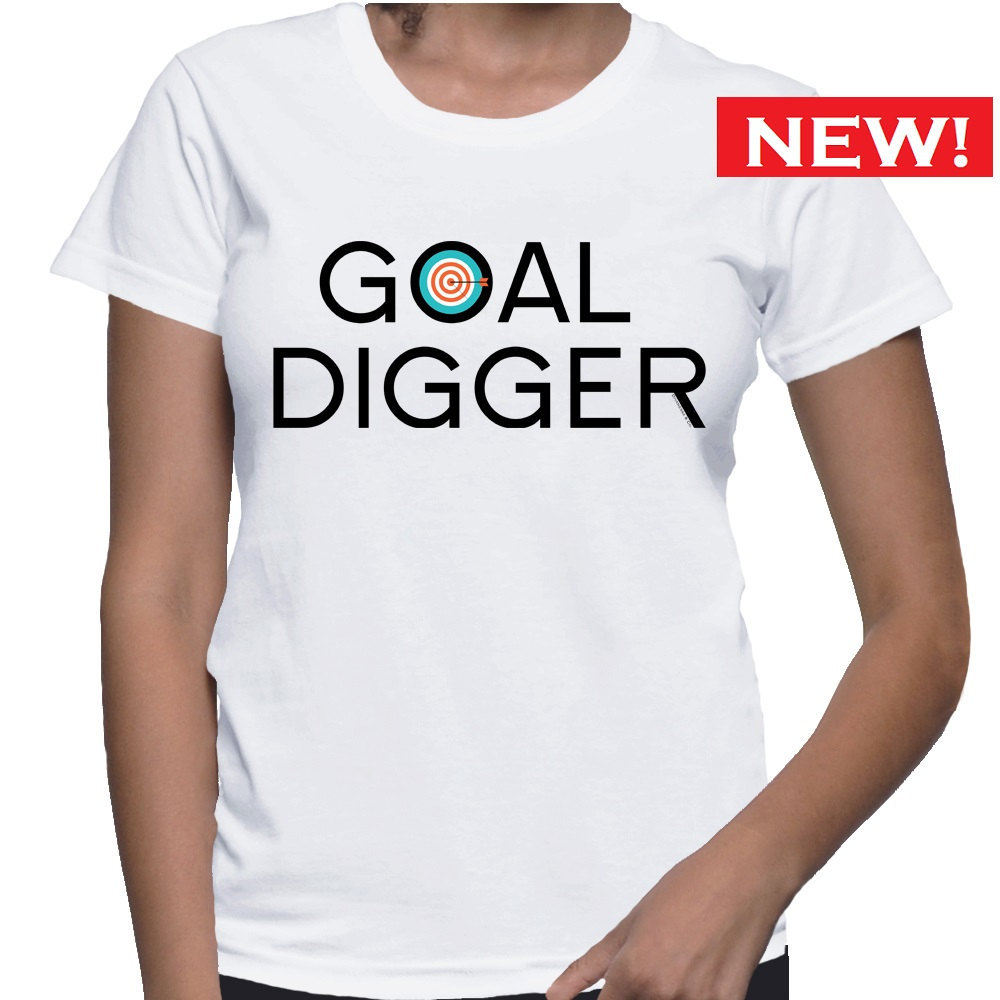 Primary image for Goal Digger T-shirt (15-211)