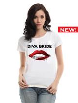 Diva Bride T-shirt (15-204) - $21.95