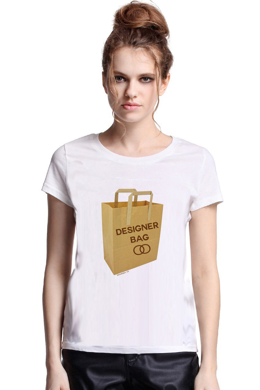 Primary image for Designer Bag Tshirt  (14-052)