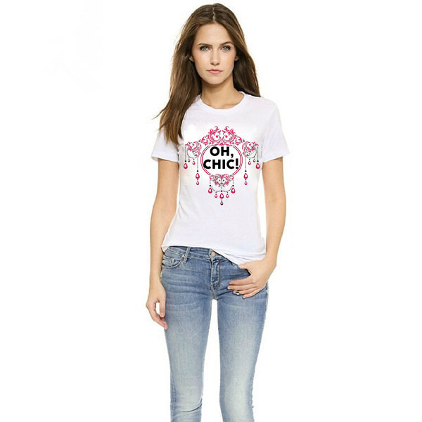 Oh Chic T-shirt (15-207)