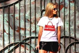 Arm Candy Designer Handbag Tshirt (14-040) - $21.95