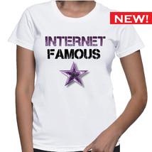 Internet Famous T-shirt (15-208) - $21.95