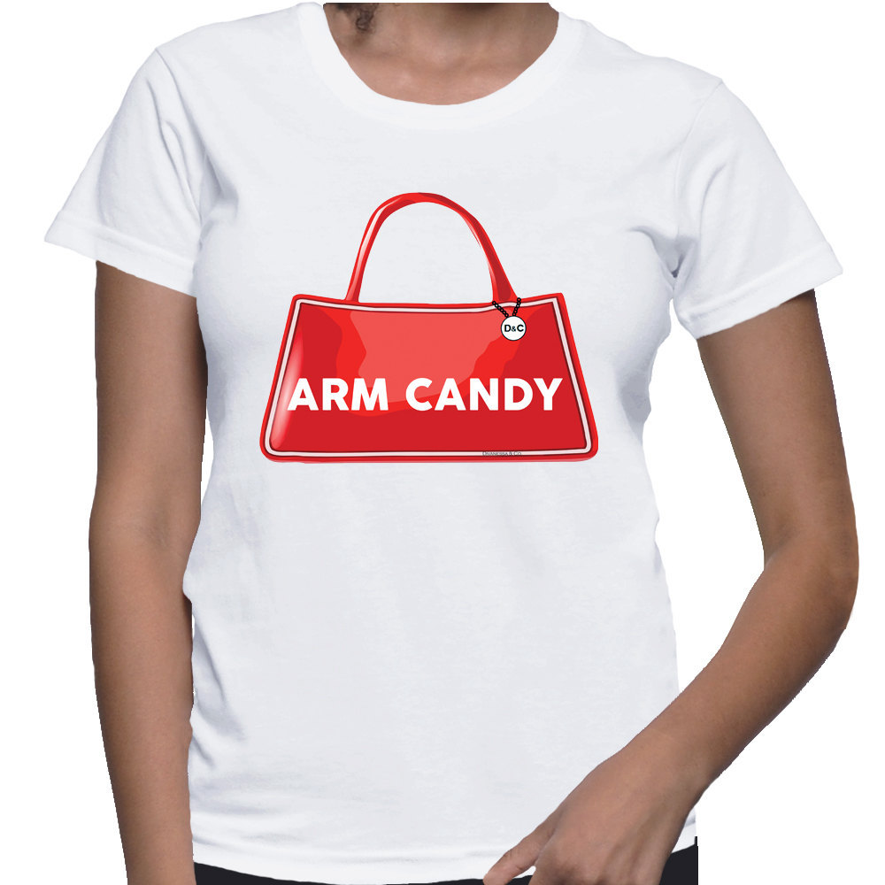 Arm Candy Designer Handbag Tshirt (14-040)