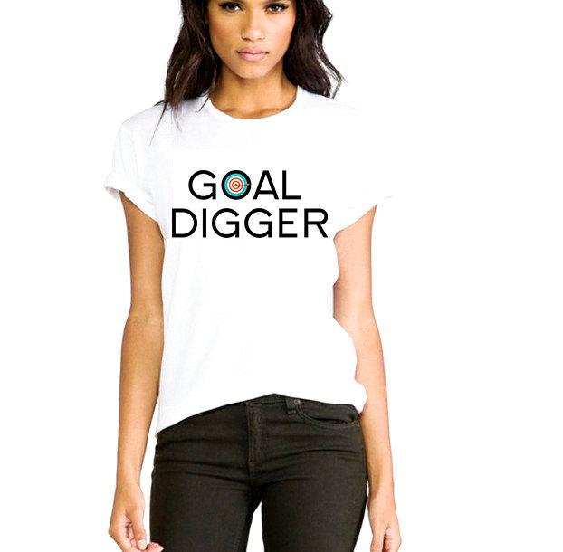 Goal Digger T-shirt (15-211)