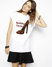 NEW! Birthday Shoe T-shirt (15-201) - $21.95