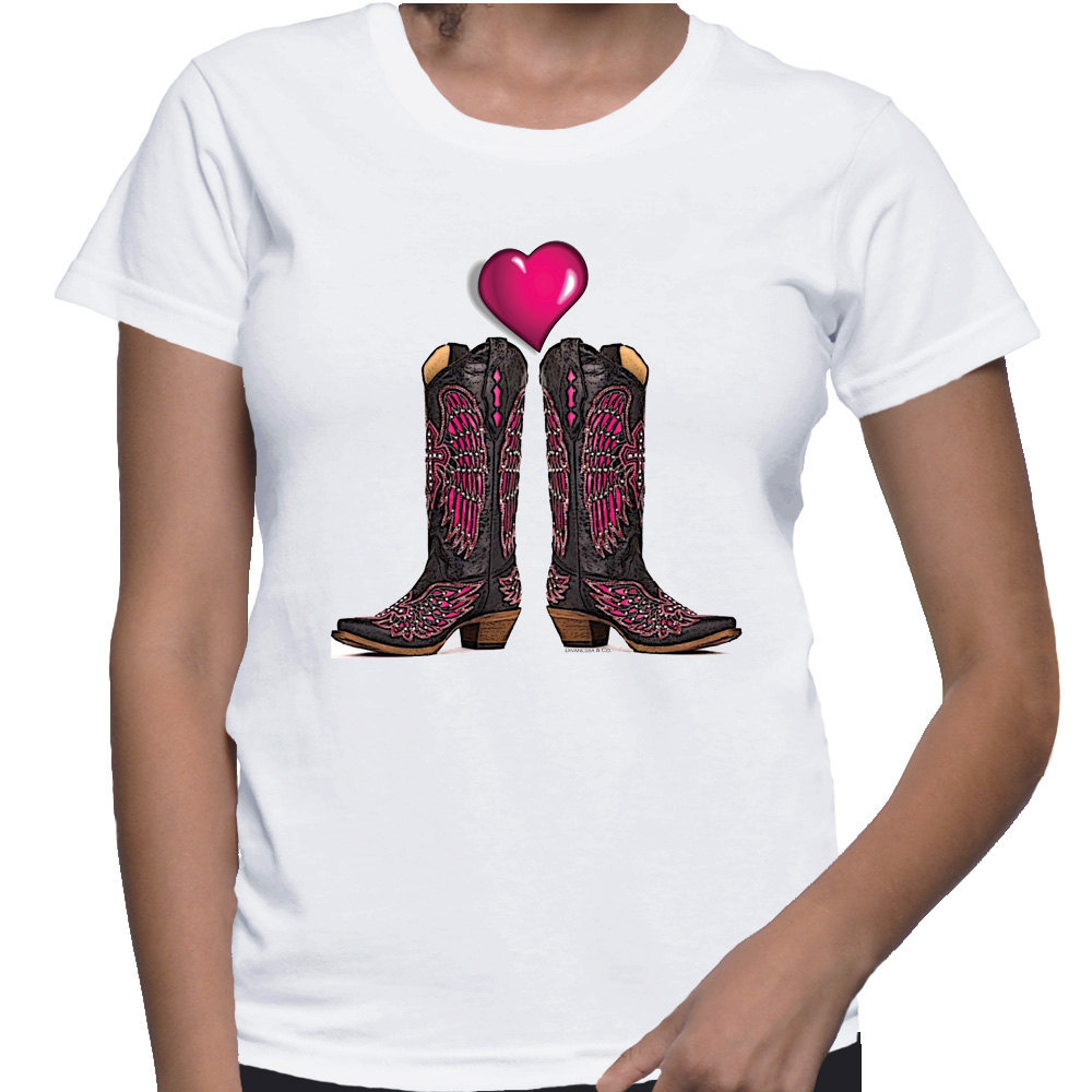 Cowgirl Tshirt  (15-010)