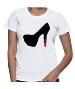 Lipstick Heel Tshirt  (15-011) - $21.95