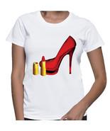 Pumps & Lipstick Tshirt  (15-007) - $21.95