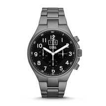Mens Stainless Steel Strap Quartz Chronograph Fossil Watch Model CH2905 ... - ₨5,414.39 INR
