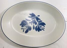"""Pfaltzgraff Yorktowne Large Oval Platter  14"""" x 10"""" No. 16 USA - $34.65"""