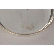 Authentic CHRISTIAN DIOR Vintage Silverplate WINE TASTER Dish TASTEVINS - $94.05