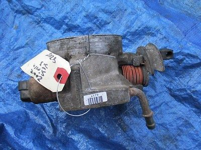 00-02 GMC Sierra throttle body assembly OEM engine motor Chevy Siverado 5.3 4.8
