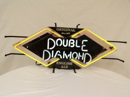 VINTAGE Double Diamond Engish Ale Authentic Neon Sign *Pickup only* - $186.99