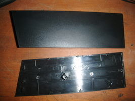 QTY 2 Lenovo Thinkcentre 73 M79 M83 M93 SFF Blank Bezel ODD Filler cover 04X2291 - $9.50