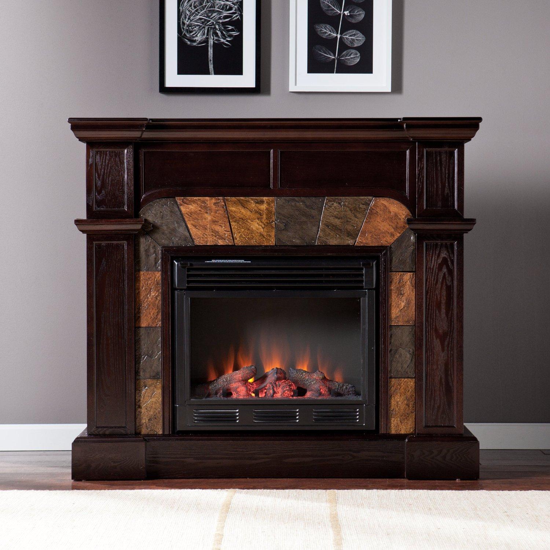fireplace heater convertible ventless corner livingroom bedroom accent