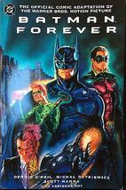 Batman : Forever Movie Adaptation by Dennis O'Neil (1995, Paperback) - $60.72