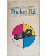 A Graphic Arts Handbook (1979)-by Pocket Pal-nostalgic-old skool tech - $7.91