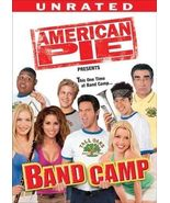 American Pie Presents: Band Camp (DVD, 2005, Full Frame Unrated) - €4,69 EUR