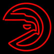 NBA Atlanta Hawks Logo Neon Sign - $699.00